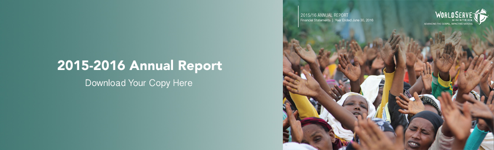 2014-15 WorldServe Annual Report